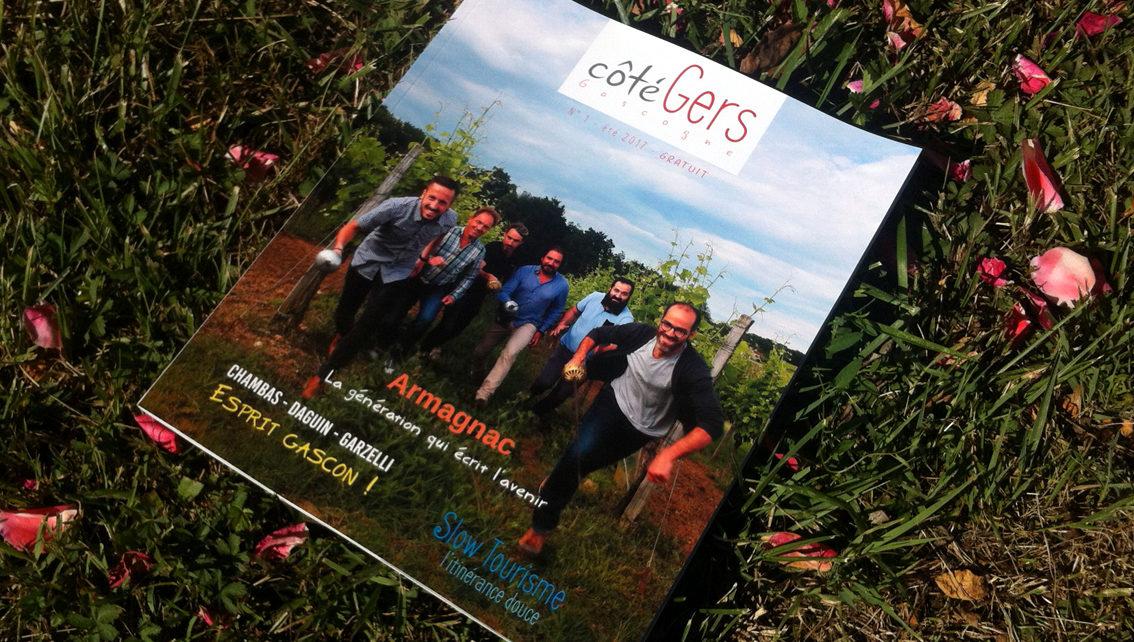 Gascogne Côté Gers Magazine