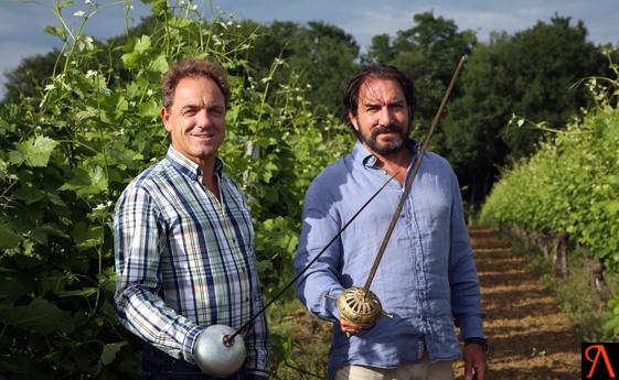 Martin et Mathieu Béraut