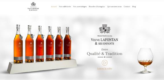 Armagnac Veuve-Lafontan