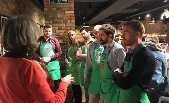 Armagnac tasting à Londres