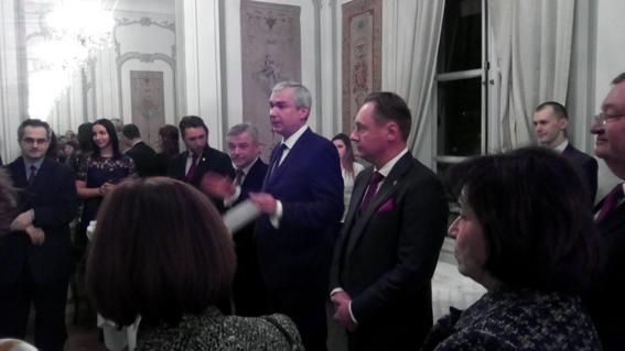 Fitte et Laterrade - Ambassade bielorus