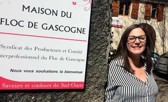 Marion Petitjean - Floc de Gascogne