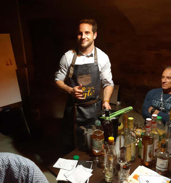 Masterclass chez Tibo Vino à Blagnac