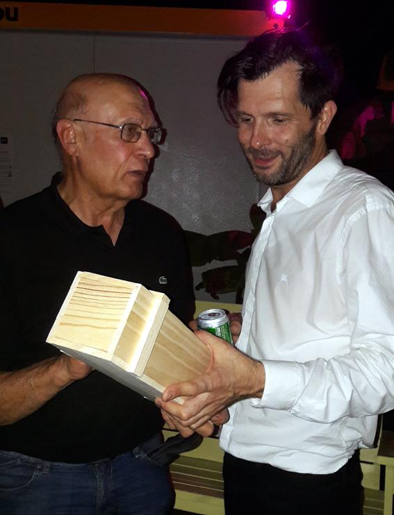 Armagnac Delord, partenaire du festival