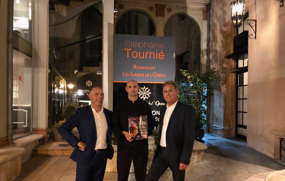 ArmagnacNews au Jardin de l'Opéra à Toulouse