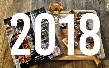Une année en armagnac 2018