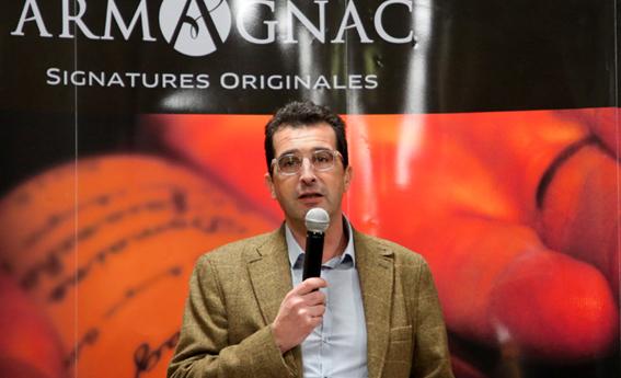 Marc Darroze, président du BNIA