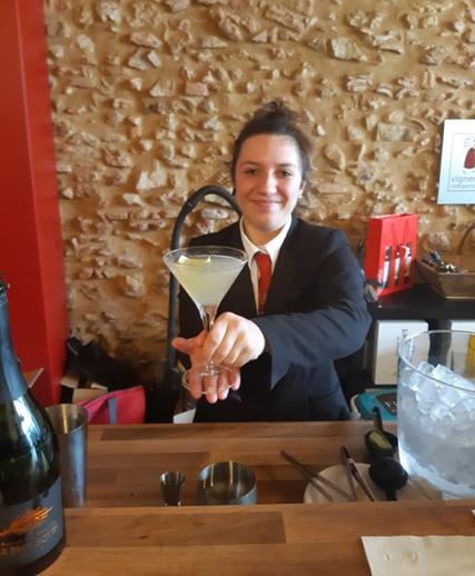 Atelier de création de cocktails Armagnac et Floc de Gascogne