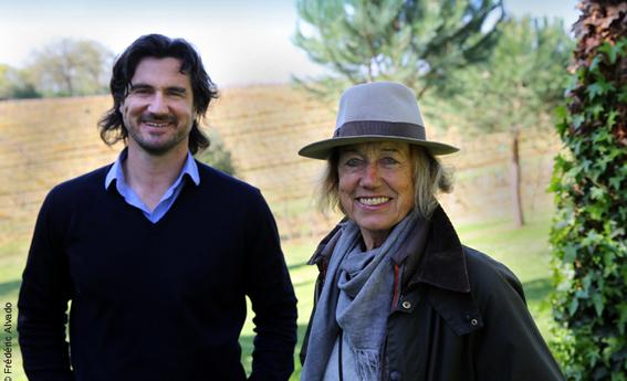 Rémi et Maïté Grassa