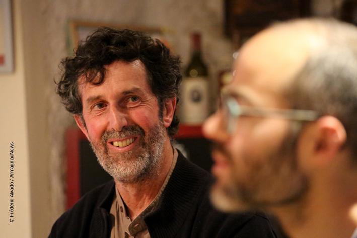 Patrick Giacosa, Domaine du Courréjot