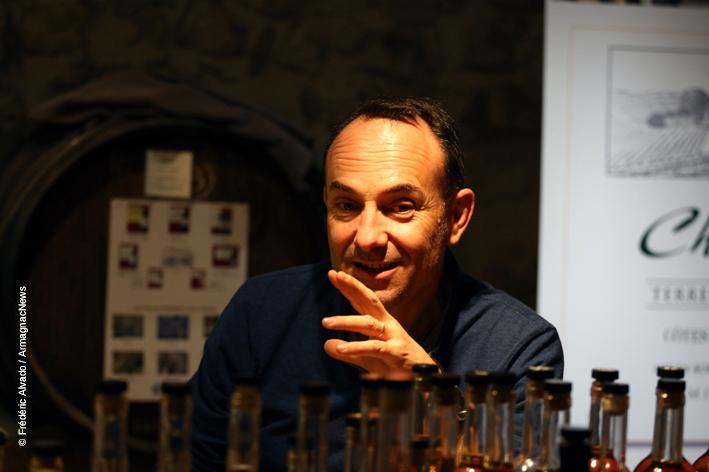 Philippe Fezas - Domaine du Chiroulet